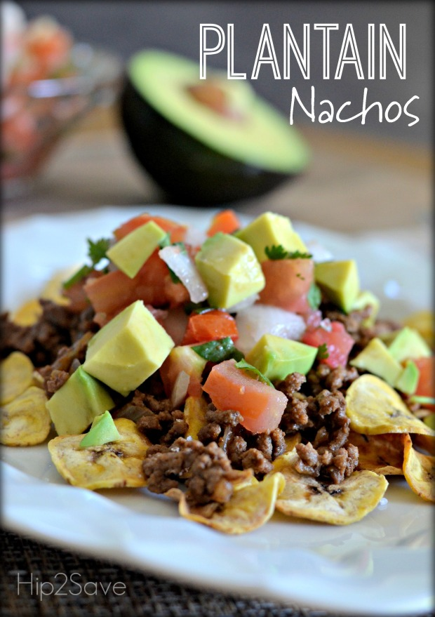 Plantain Nachos (Whole30 Approved)