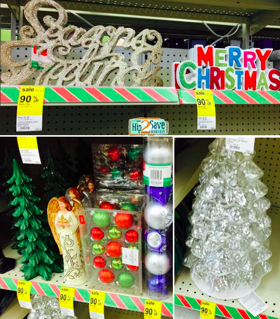 Walgreens: 90% Off Christmas Clearance
