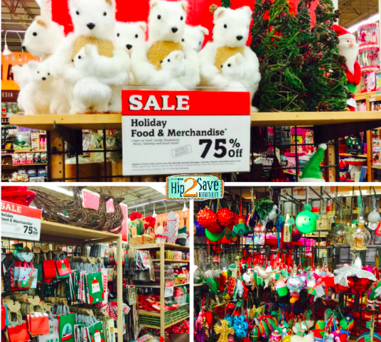 Cost Plus World Market: 75% Off Holiday Food & Merchandise