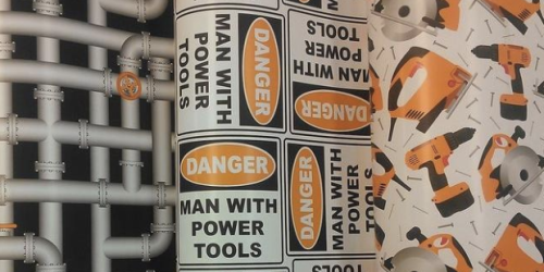 HomeDepot.com: Tool Center Gift Wrap 4-Pack Only $5 Shipped (Regularly $19.98) + More