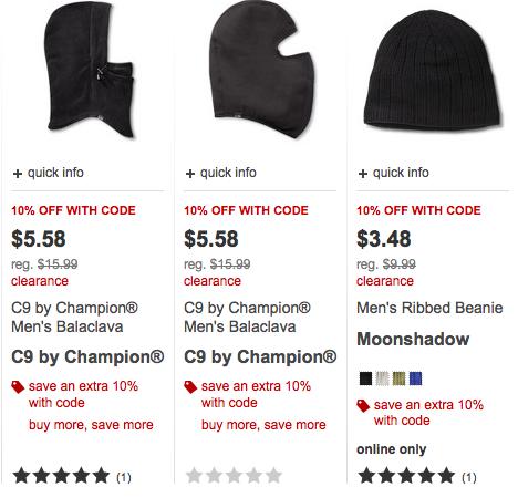 Target.com  Deep Discounts on Winter Hats   Gloves + Extra 10% Off ... a78d7c7e712