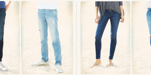 Hollister: Jeans, Joggers, & Pants Only $19 (Today Only)