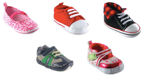 Amazon Highly Rated Baby Shoes As Low As 2 99 Hip2save