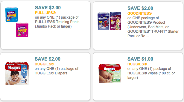 picture about Pull Ups Printable Coupons identified as 4 *Refreshing* Huggies, Pull-Ups GoodNites Discount codes - Hip2Preserve