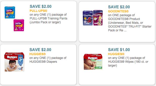 image regarding Pull Ups Printable Coupons named 4 *Clean* Huggies, Pull-Ups GoodNites Coupon codes - Hip2Help you save
