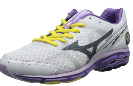 Amazon: Highly Rated Mizuno Women's Wave Rider Running Shoes