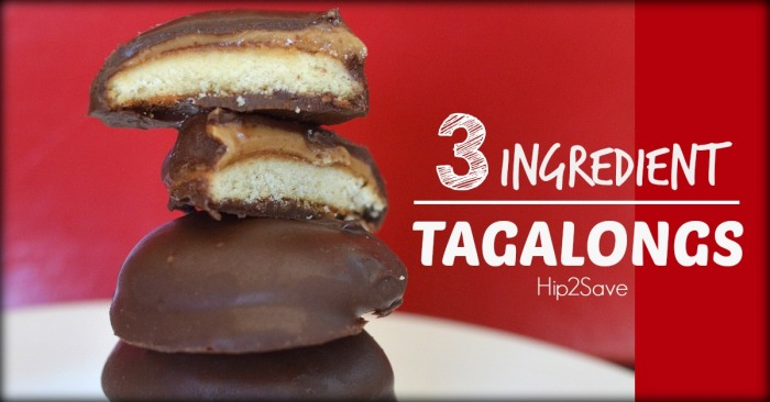 3 Ingredient Tagalongs
