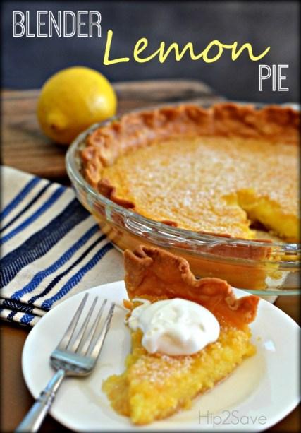 blender lemon pie hip2save