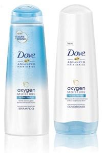 dove oxygen