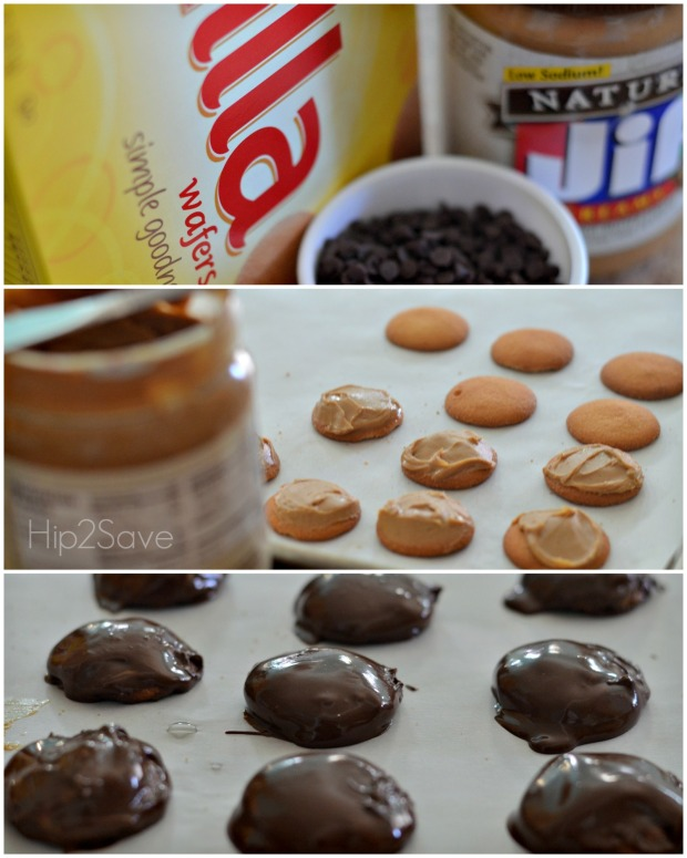 How to make easy 3 Ingredient Tagalongs Hip2Save