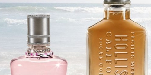 Hollister.com: 50% Off ALL Fine Fragrances + FREE Shipping (Today Only) = As Low as $9.75 Shipped
