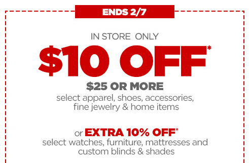 jcpenney stackable coupons