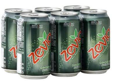 Two New 1 1 Zevia Zero Calorie Soda 6 Pack Coupons Target Deal Scenario Hip2save