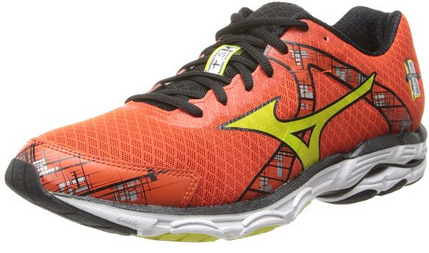 4e23df29a1efc Amazon: Highly Rated Mizuno Men's Wave Inspire 10 Running Shoes Only ...