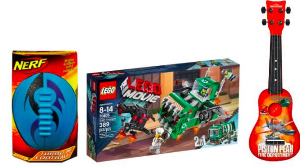 Amazon Roundup: Great Deals on Nerf, LEGO, Glasslock, Diesel