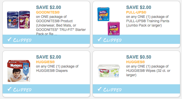 photo regarding Printable Huggies Coupons named 4* Clean Huggies Printable Discount codes \u003d Wonderful Bargains at CVS