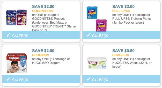 photograph regarding Huggies Printable Coupons named 4* Clean Huggies Printable Coupon codes \u003d Amazing Specials at CVS