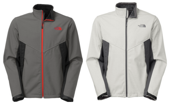 705d47305 Men's The North Face Chromium Thermal Softshell Jackets Only $77.98 ...