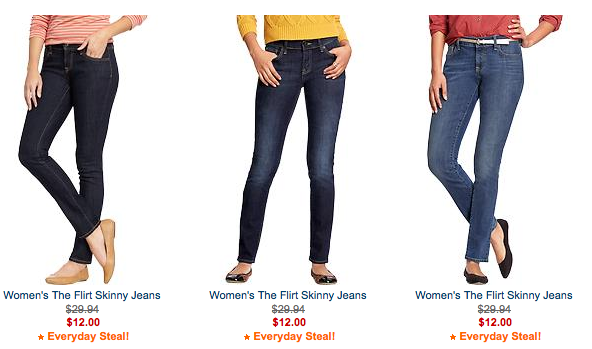 Old Navy  Women s Jeans Only  12 In-Store   Online (Reg.  29.50 ... fb9e8d103