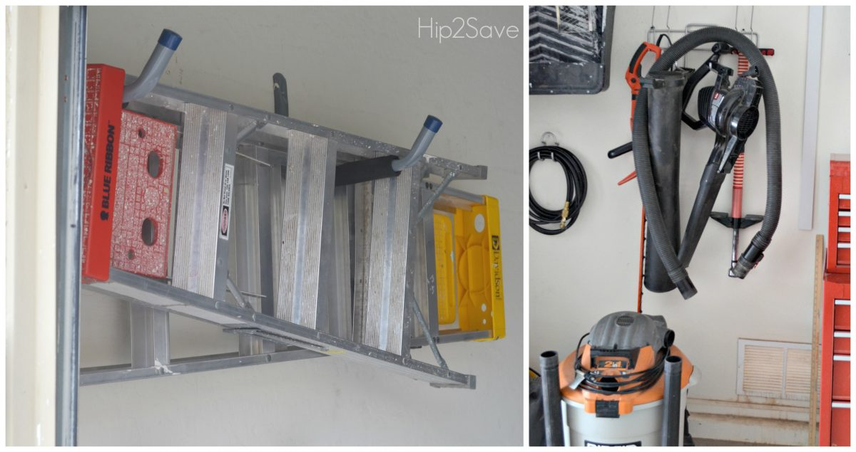 Wall Mounted Hooks for hanging latters and tools Hip2Save