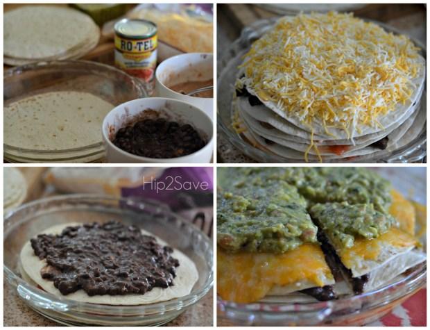 Easy Tortilla Pie Recipe Hip2Save