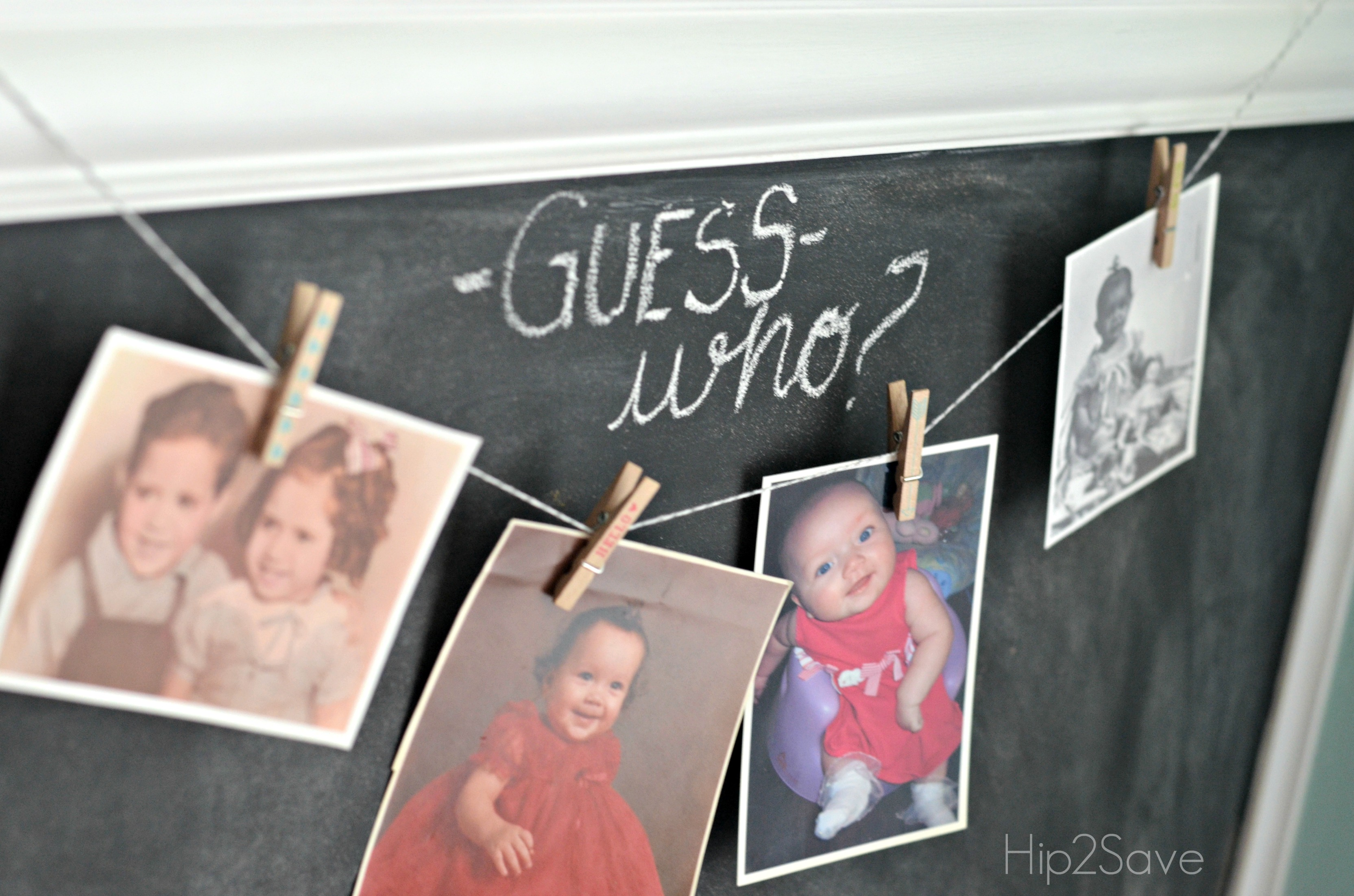 Guess the Baby Shower Game - Hip2Save