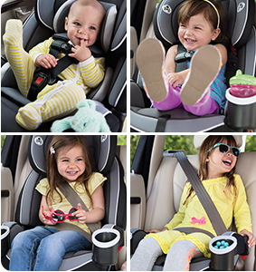 Rakuten Graco 4Ever All In One Convertible Car Seat Only