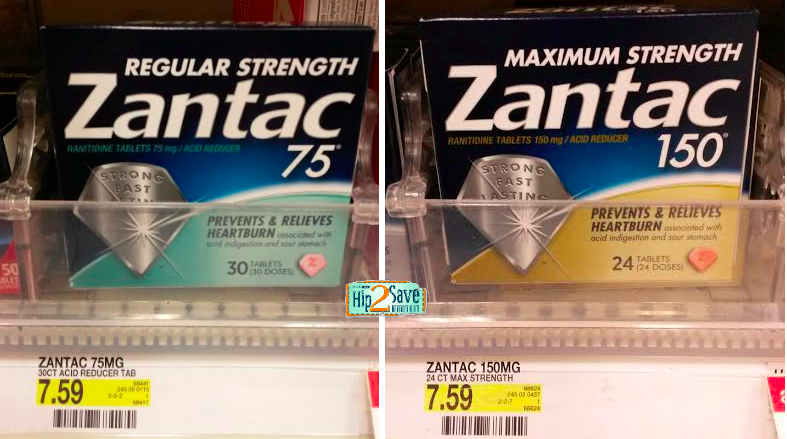 Zantac Target deal