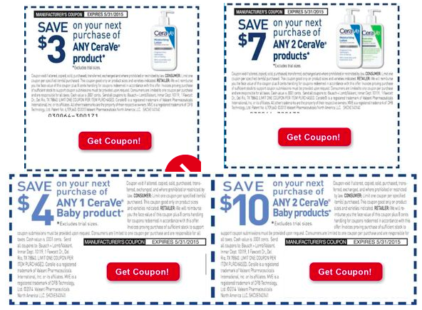 photograph relating to Cerave Printable Coupon called Higher Expense CeraVe Printable Discount coupons \u003d Far better Than Absolutely free