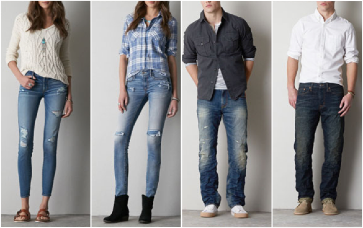 american eagle outfitters jeans sale