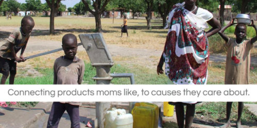 GoCause: FREE Thermos Foogo Straw Bottle When You Donate $10 to Provide a Water Jug to a Child
