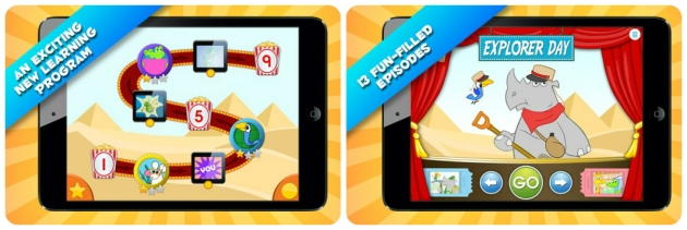 FREE The Big Reading Show Classroom Edition Hooked on Phonics iTunes