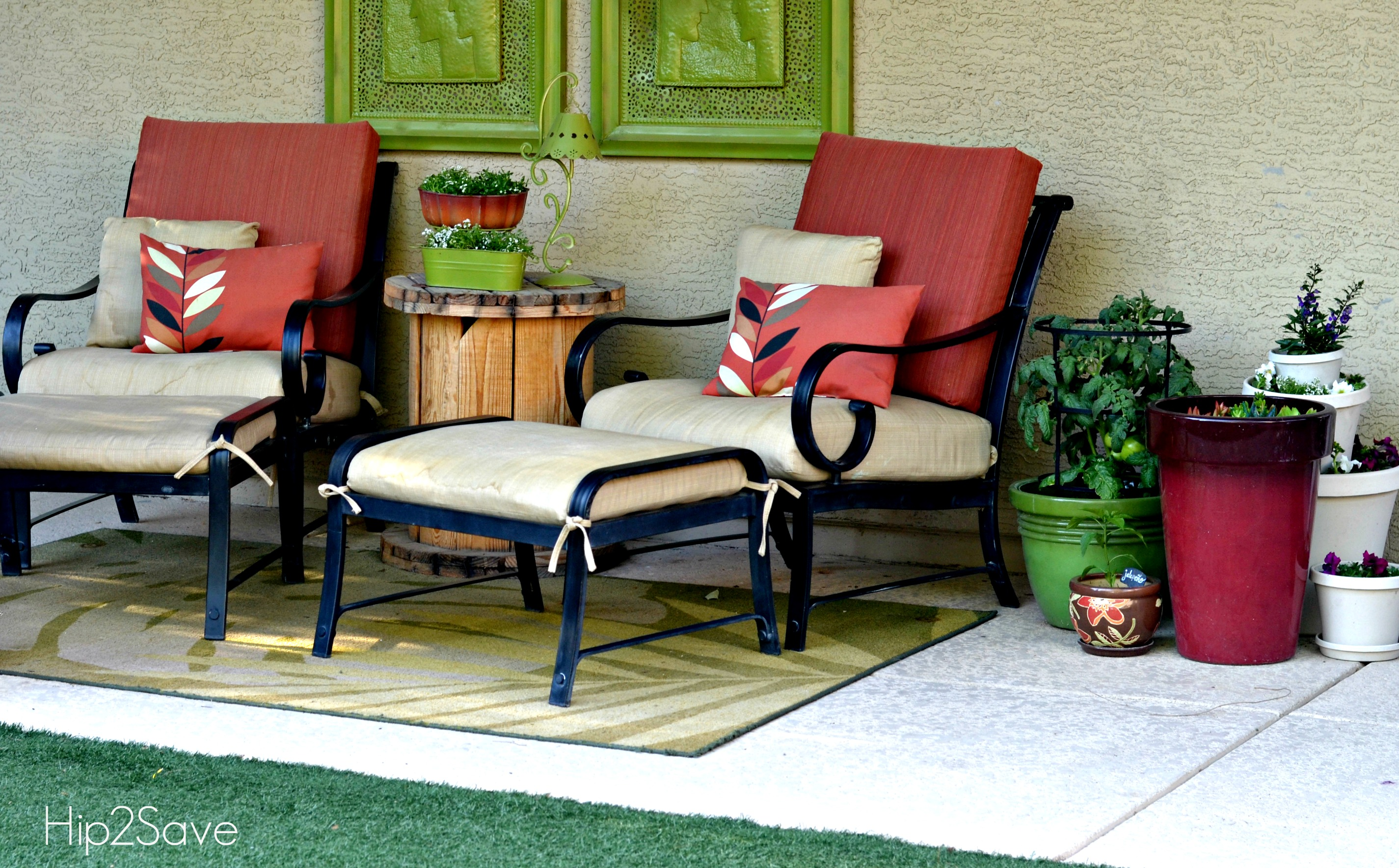 Refresh Patio Furniture Hip2Save