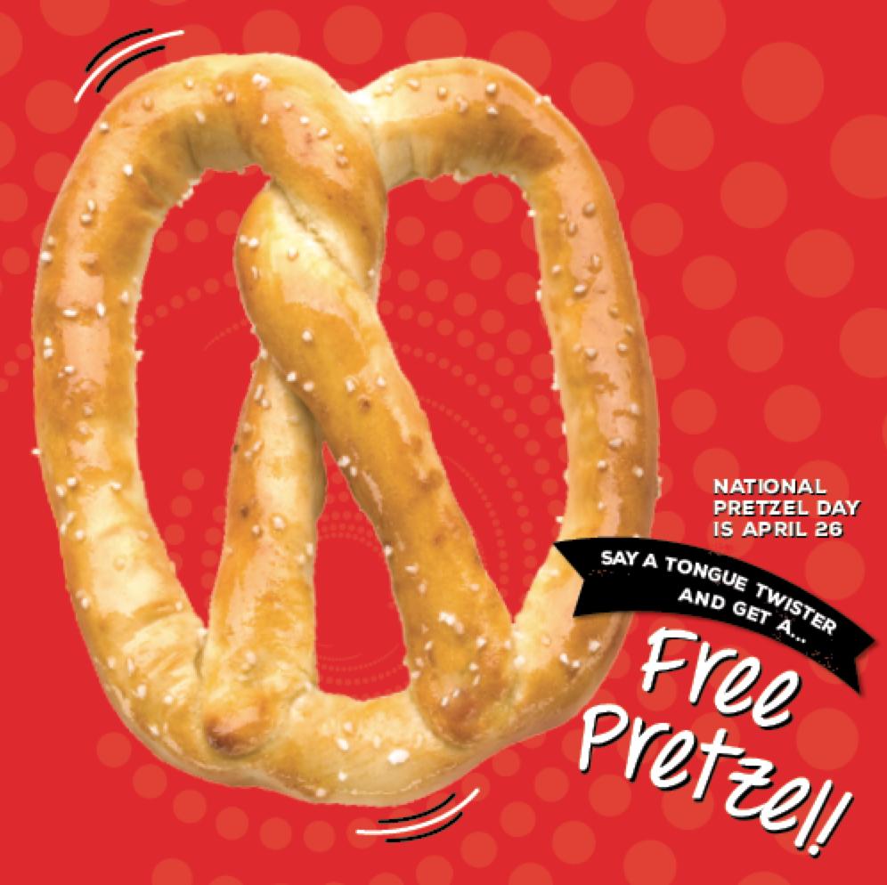 pretzel maker free pretzel