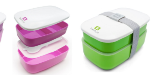 GoCause: $14.99 Gets YOU Bentgo Stackable Lunch Box AND Provides Food to Orphans in Kenya