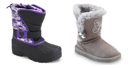 8a35c0cc78d Kmart: DEEP Discounts on Boots for the Whole Family (Including Bongo ...