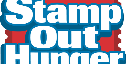 Stamp Out Hunger Food Drive: Donate Your Non-Perishable Food Items (Saturday, May 9th)