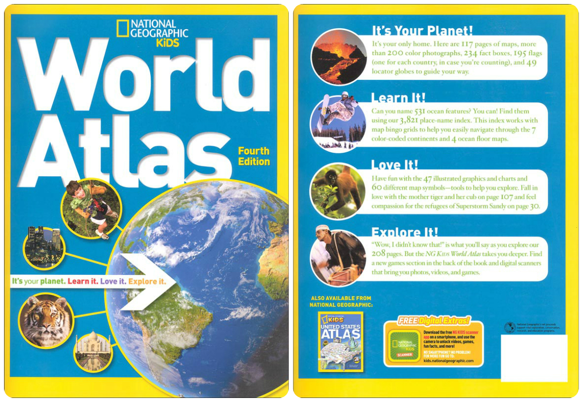 National Geographic Kids Atlas ONLY $7.32 (+ Great Deals ...