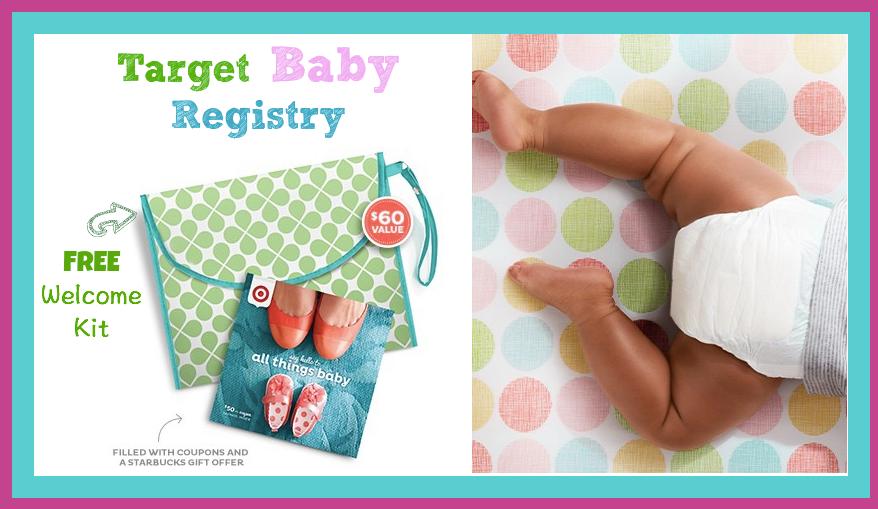 Target Baby Registry: Free $10 Target Gift Card w/ $75 ...