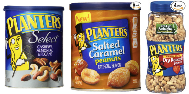 Amazon: 30% Off Planters Nuts Coupon = Awesome Deals on