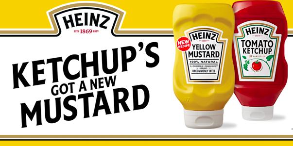 Heinz Mustard Coupon