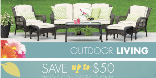 Big Lots: $10 Off a Lawn & Garden Purchase of $50 or More (Valid 5/10-5/17) + More