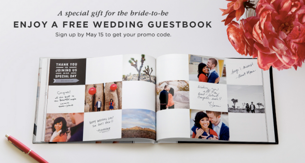 shutterfly free wedding guestbook or photo book regularly 39 99