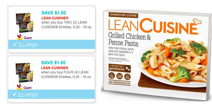 lean cuisine coupons target