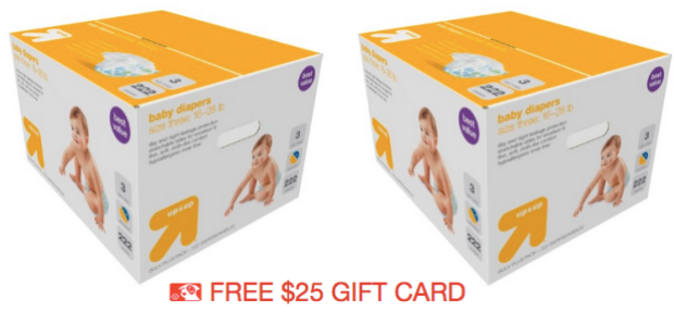 Target Com Awesome Gift Card Promo On Up Up Bulk Plus Packs Of