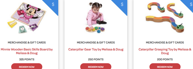 Huggies Rewards Members: As Little As 200 Points Gets You a FREE Melissa & Doug Toy