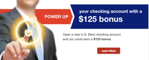 how much to open a us bank checking account
