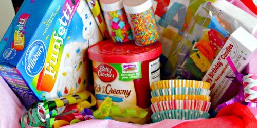 Birthday In a Box (Fun & Frugal Gift Idea)