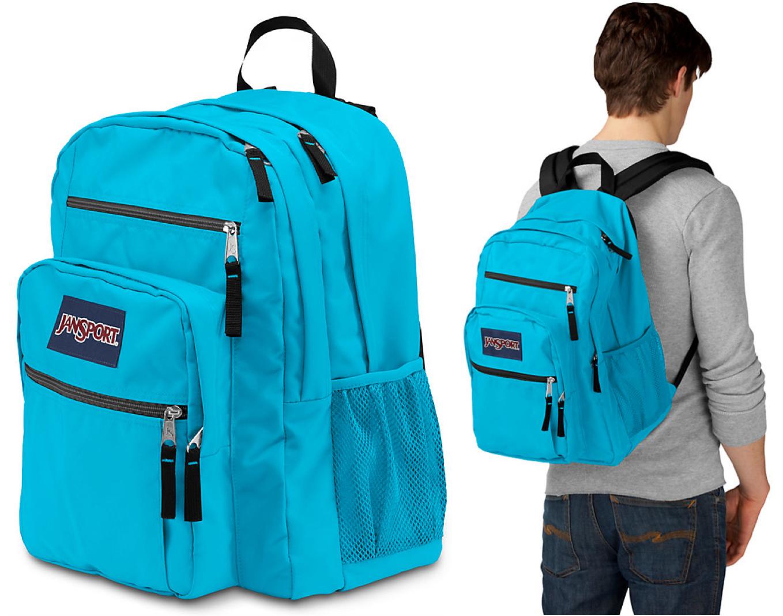 JanSport Big Student Backpack ONLY  20 Shipped (Regularly  50) + Lifetime  Warranty f5f1c3c7cb0d