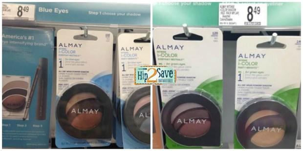 Almay eye shadow